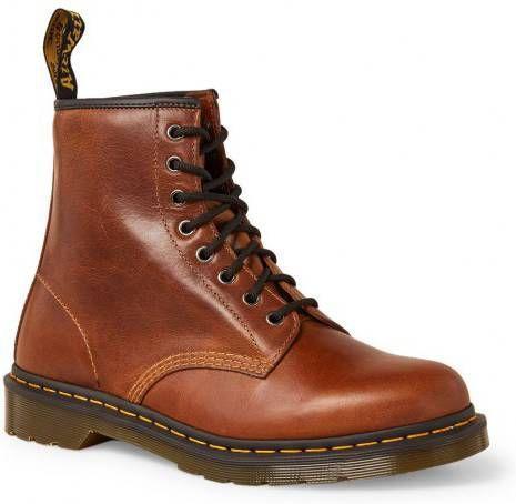 4959dea4bd6 Dr. Martens 1460 Butterscotch veterschoen van leer. heren,veterschoenen, schoenen ...
