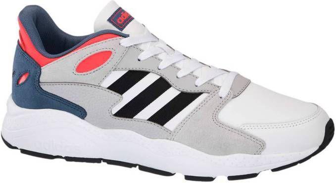 Adidas hardloopschoenen Crazy Chaos heren witzwart maat 45 13